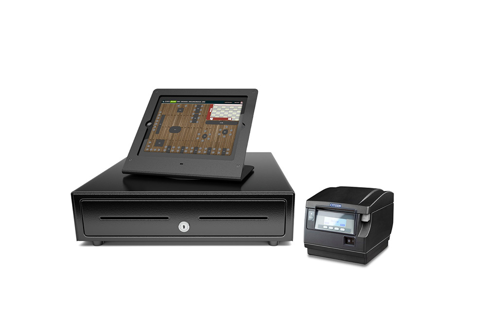 The iPad e-pos for snackbars, pubs, coffeeshops, ...